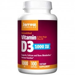 Vitamin D3 1000iu 100 softgels