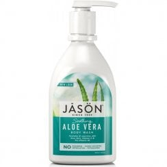 Aloe Vera Body Wash Pump Soothing 887ml
