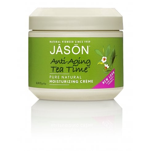 Jason Anti-Aging Tea Time Moisturising Creme 113g