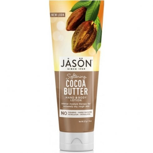 Jason Cocoa Butter Hand & Body Lotion (Softening) 227g