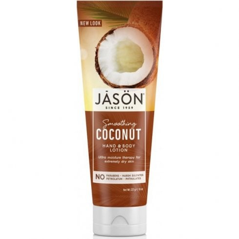 Jason Coconut Hand & Body Lotion (Soothing) 227g (Currently Unavailable)