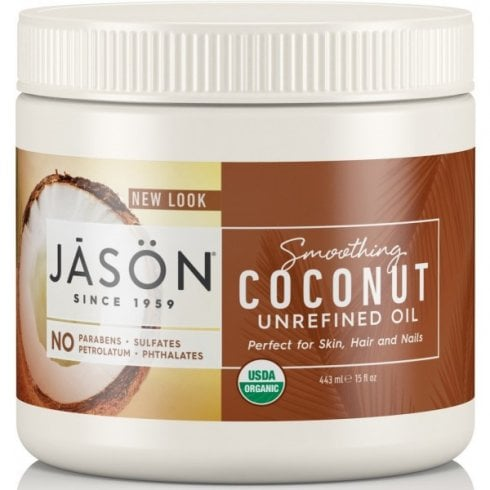 Jason Coconut Oil Skin/Hair/Nail 443ml