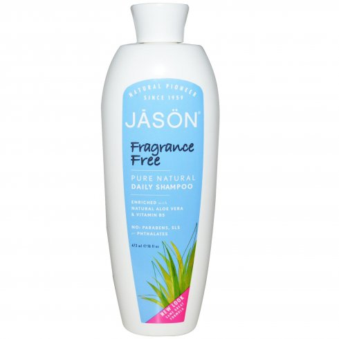 Fragrance free shampoo brands