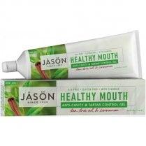 Healthy Mouth Anti-Cavity & Tartar Control Gel Tea tree Oil & Cinnamon 170g