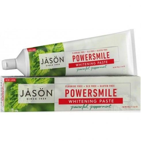 Jason Powersmile All Natural Whitening Toothpaste 170g