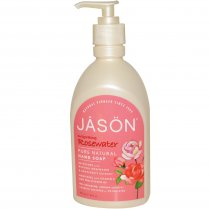 Rosewater Hand Soap Invigorating 473ml