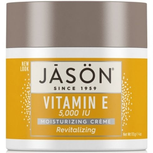 Jason Vitamin E 5000iu Cream Revitalising 113g