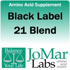 Black Label 21 Blend - 50g Sample Size