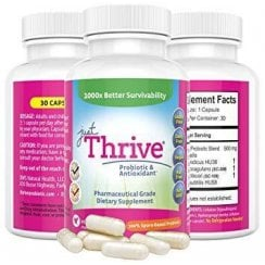 Just Thrive Probiotic - 30 Capsules Currently Unavailable
