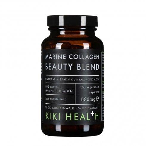 Kiki Health Marine Collagen Beauty Blend 150's Capsules