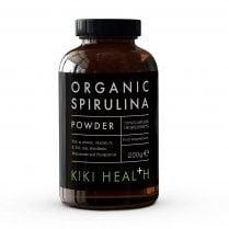 KiKi Health Organic Spirulina 200g