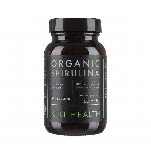 Kiki Health Organic Spirulina 500mg 200's