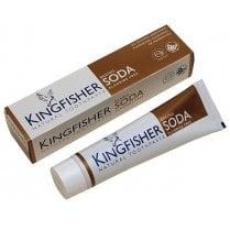 Kingfisher Baking Soda Natural Toothpaste fluoride-free 100ml