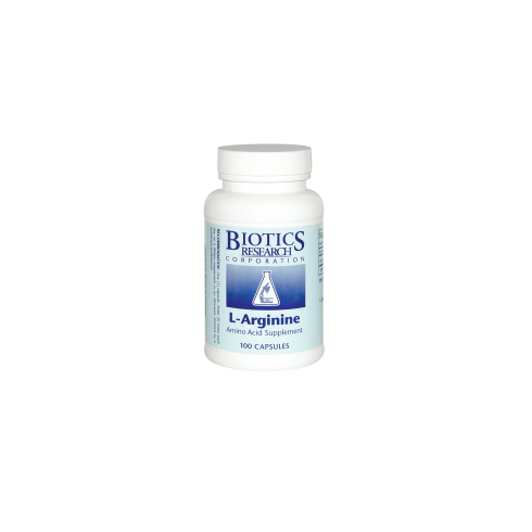 Bioticsresearch L-Arginine 100's