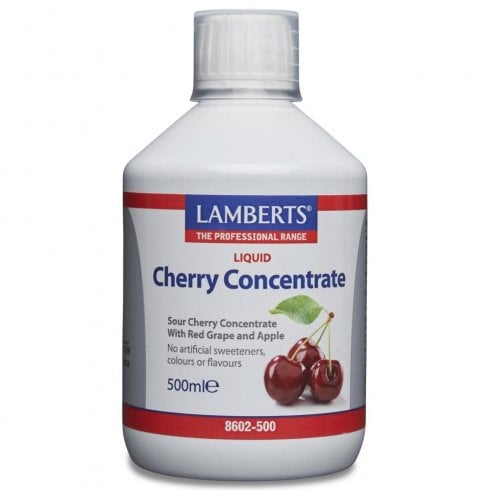 Lamberts Cherry Concentrate 500ml