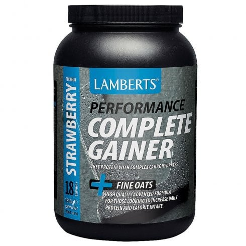 Lamberts Complete Gainer Strawberry 1816g
