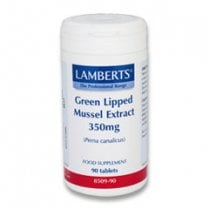 Green Lipped Mussel Extract 350mg 90's