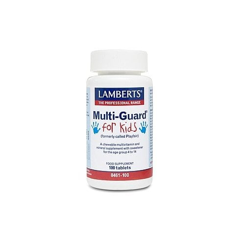 Lamberts MultiGuard for Kids (aspartame free) - 100 tabs