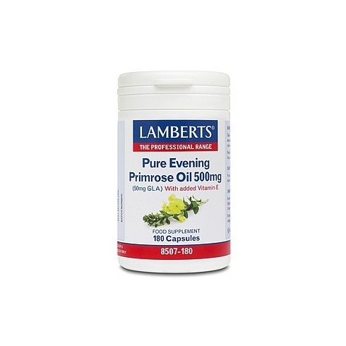 Lamberts Pure Evening Primrose Oil 500mg 180's