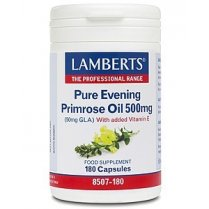 Pure Evening Primrose Oil 500mg 180's