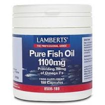 Pure Fish Oil 1100mg 180's