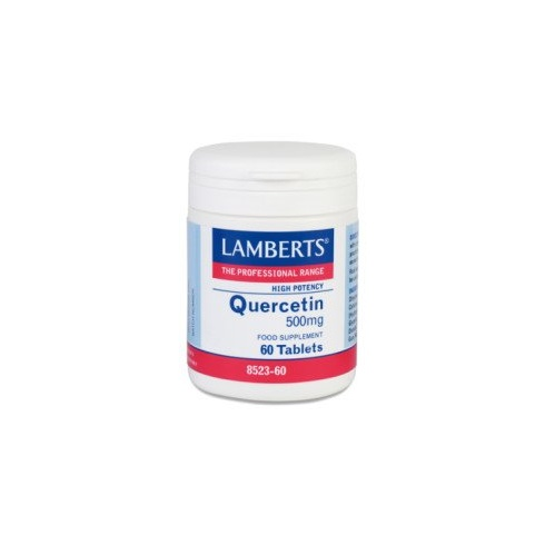 Lamberts Quercetin 500mg Tablets - 60
