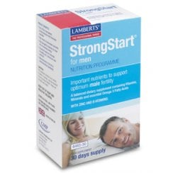 Strongstart for Men - 30 tabs