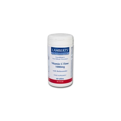 Lamberts Vitamin C - Time 1000mg 180's