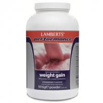 Weight Gain Strawberry - 1816g powder