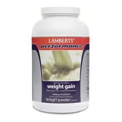 Weight Gain Vanilla - 1816g powder