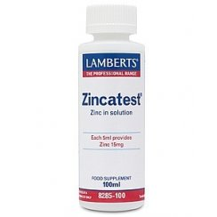 Zincatest 100ml (Currently Unavailable)
