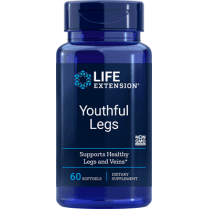 Life Extension Youthful Legs - 60 Softgels