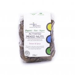 Activated Mixed Nuts Sweet & Spicy (Organic) 250g