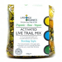 Activated Organic Trail Mix Bombay Style 125g