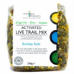 Activated Organic Trail Mix Bombay Style 250g