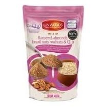 Milled Flaxseed, Almonds, Brazil Nuts, Walnuts & CoQ10 360g
