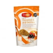Milled Flaxseed & Goji Berries 200g
