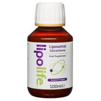 Liposomal Glutathione with Sunflower Lecithin 100ml