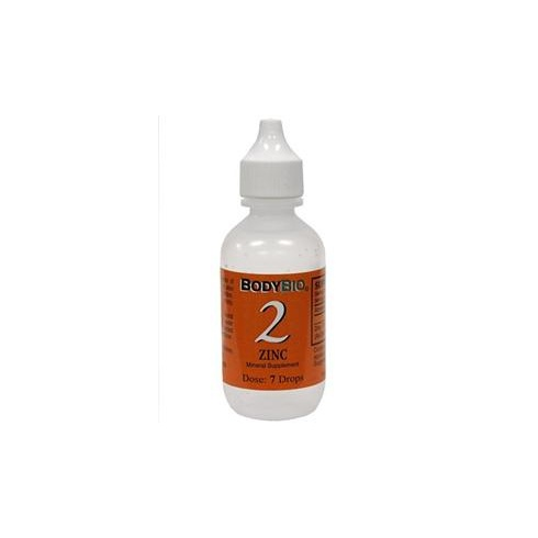 Bodybio Liquid Zinc - No. 2 60ml