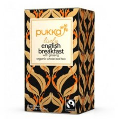 Lively English Breakfast 20 sachets