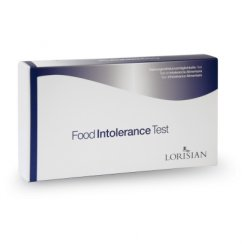 Lorisian Testing 100 Point Food Intolerance Test
