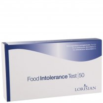 Lorisian Testing 150 Point Food Intolerance Test