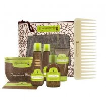 Macadamia Hair Natural Oil - Luxury Travel Kit