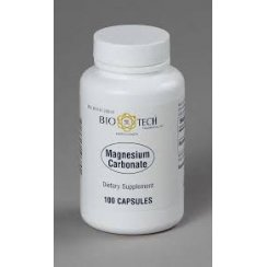 Magnesium Carbonate 100's