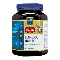 MGO 100+ Pure Manuka Honey - 1kg