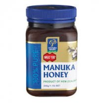 MGO 100+ Pure Manuka Honey - 500g