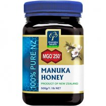 MGO 250+ Pure Manuka Honey - 500g
