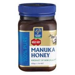 MGO 400+ Pure Manuka Honey - 500g
