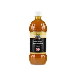 Manuka Honey & Apple Cider Vinegar 750ml