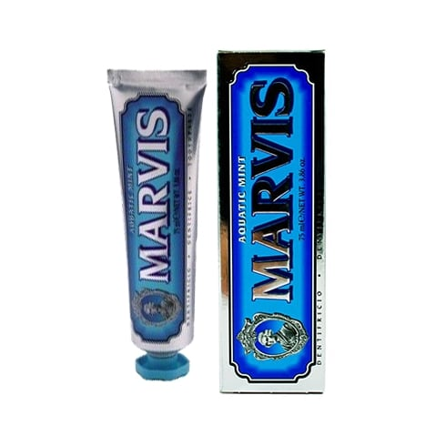 Marvis Toothpaste Aquatic Mint 85ml